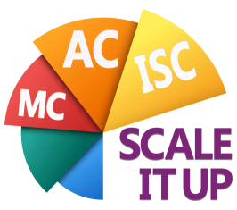 Decorative Image: Logo for Scale It Up